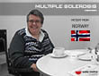 Multiple Sclerosis patient from Norway  - Stem Cell treatment - Video
