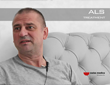 ALS stem cells treatment patient from Bulgaria - Video