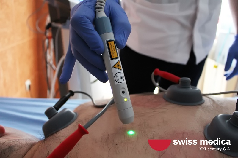 Swiss technologie procedure therapy for arthritis treatment by stem cells