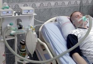 Xenon Gas Inhalation Therapy