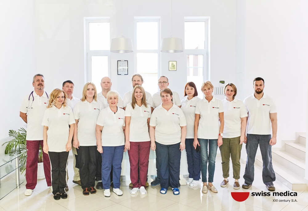 swiss medica team