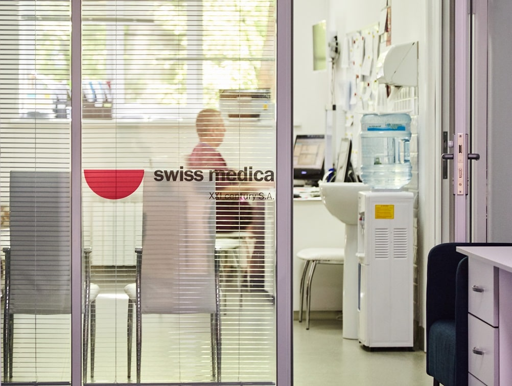 Stem cell treatment. Welcome to Swiss Medica!