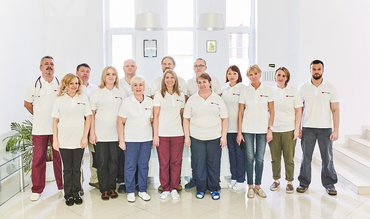 Swiss Medica team