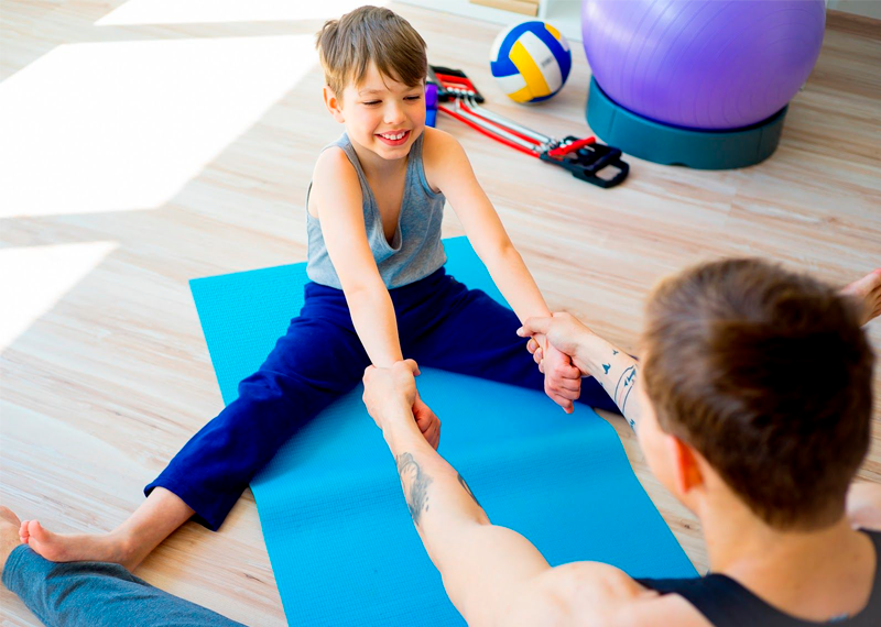 Physical activities may also add fun to your interaction.