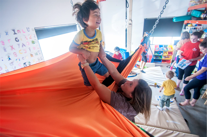 Speech therapy, occupational therapy and physical therapy are essential components of complex measures for treatment and management of ASD patients.
